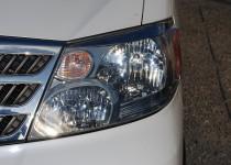 トヨタ アルファード(TOYOTA ALPHARD) ヘッドライトのクモリで困っている方、ライト磨きま専家??