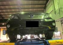 直方市☆F様 レクサス RX450h (LEXUS RX450h) 4輪アライメント調整 アムテックス社製アライメントテスター使用