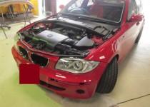 中間市☆N様 BMW 1シリーズ 鈑金塗装事例