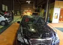メルセデス・ベンツMercedes-Benz  コーティング