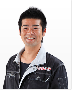 石田 一喜(専務取締役)