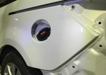 MAZDA MPV(マツダエムピーブイ)2台板金塗装