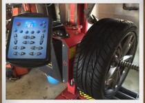 BMW3シリーズ タイヤ交換