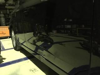 SUBARU IMPREZA(スバル インプレッサ)キズ・へこみ修理、鈑金塗装