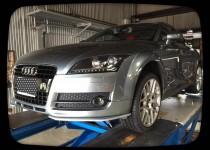 Audi TT(アウディティーティー)タイヤ交換・窒素ガス充填
