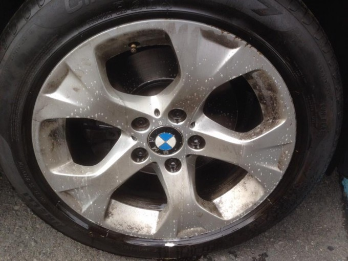 BMW(ビーエムダブリュー)ランフラットタイヤ交換