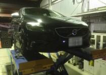 VOLVO(ボルボ)T40 車検及び四輪アライメント