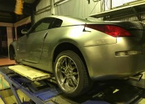 NISSAN FAIRLADY Z(ニッサンフェアレディゼット) タイヤ交換
